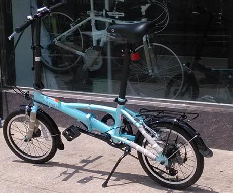 折叠自行车推荐 折叠自行车价格