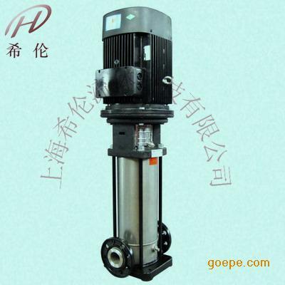 轻型立式多级离心泵厂家 轻型立式多级离心泵价格