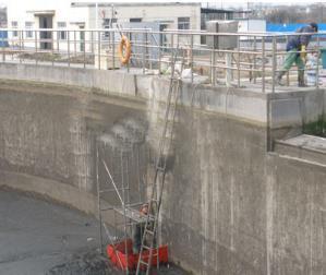 污水池防水堵漏工程 污水池防水堵漏公司