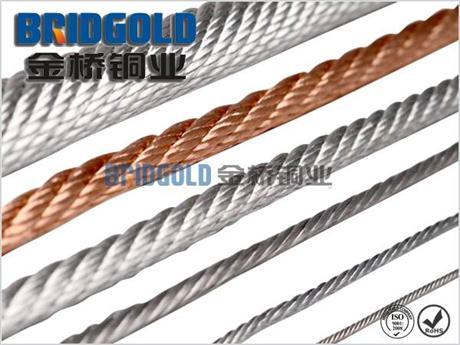 裸铜绞线生产厂家 裸铜绞线规格型号