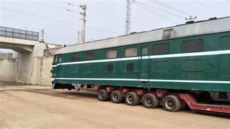 火车绿皮车厢尺寸 火车绿皮车厢要多少钱一节