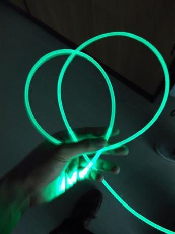 通体发光光纤厂家 通体发光光纤现货