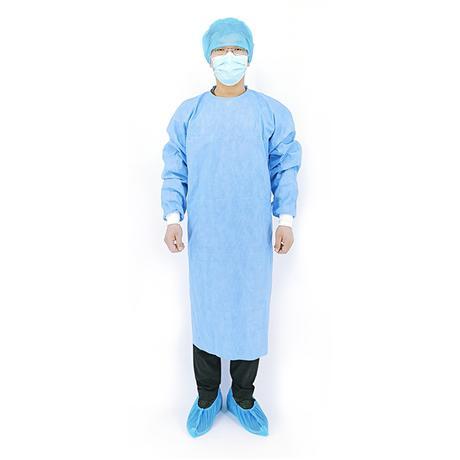 无纺布手术衣生产企业 无纺布手术衣图片价格