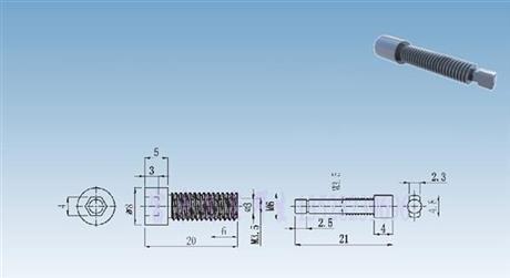 模具氮气针生产厂家 模具氮气针批发价格