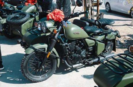长江750边三轮摩托车价格 长江750边三轮摩托车厂家直销