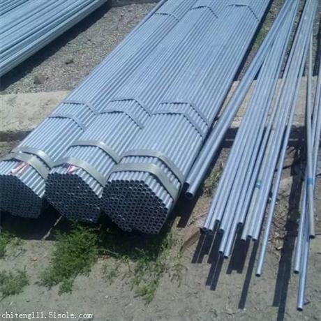 镀锌圆管尺寸及价格 镀锌圆管批发厂家