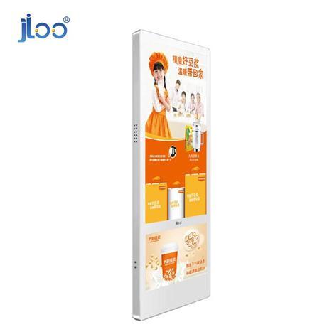 jloo电梯广告机设备 jloo电梯广告机价格