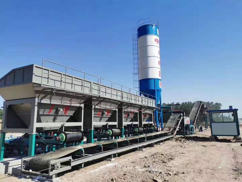 移动式沥青混凝土搅拌站厂家 移动式沥青混凝土搅拌站价格