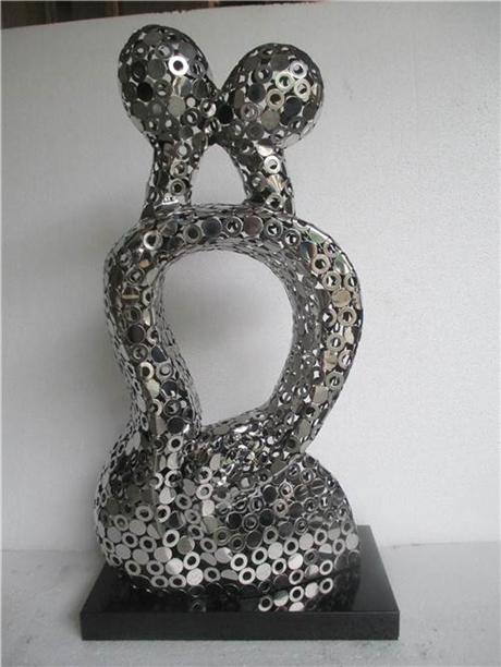 金属雕塑价格多少 金属雕塑生产厂家