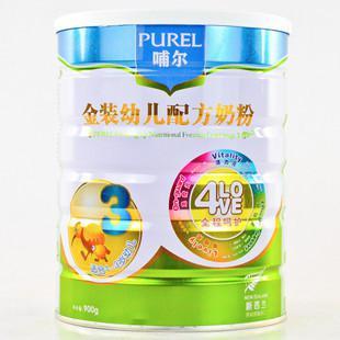 哺尔奶粉价格表 哺尔奶粉多少钱一罐
