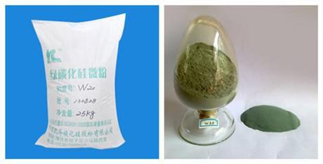 绿碳化硅微粉厂家 绿碳化硅微粉最新价格
