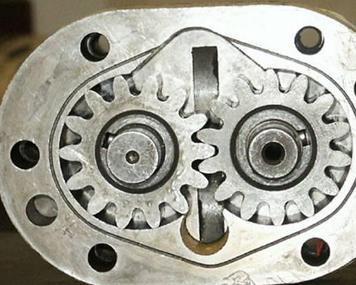 齿轮油泵型号大全 齿轮油泵批发价格