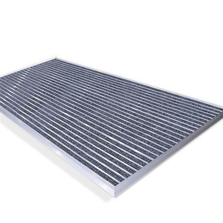 铝合金除尘地垫厂家直销 铝合金除尘地垫批发价格