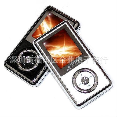 厂家批发1.8寸屏水晶MP4 外贸礼品MP4
