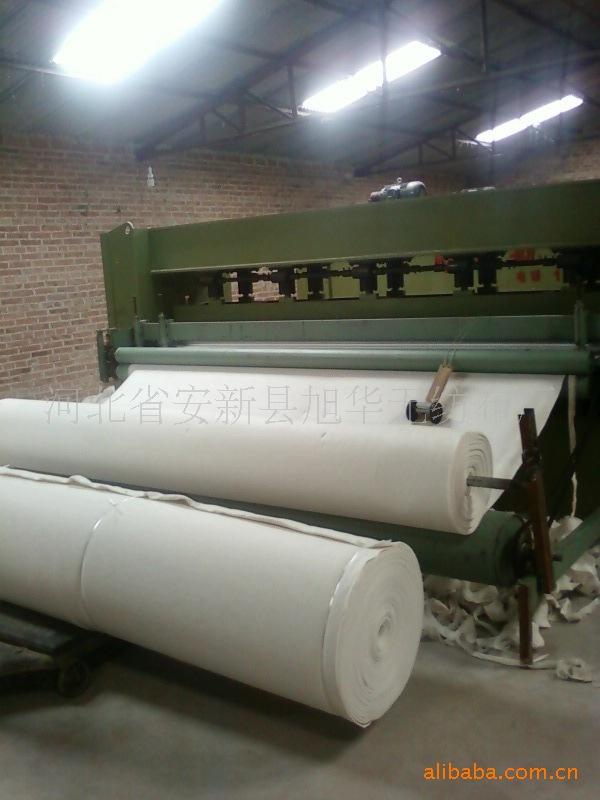 厂家供应1-6.5m宽80-500g针刺棉 压棉 保温棉