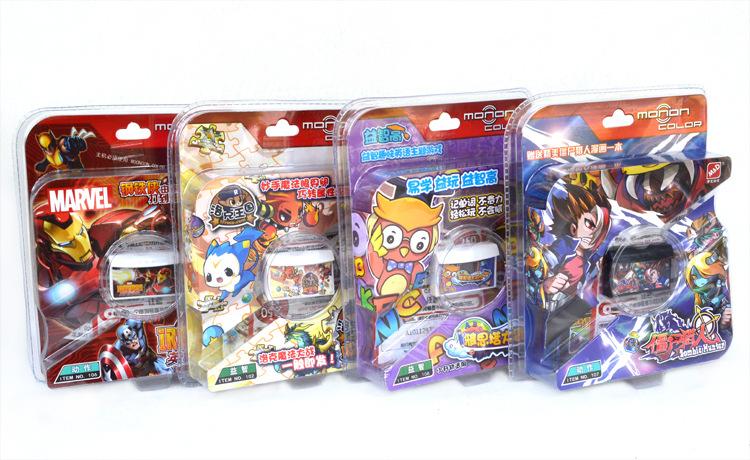 梦龙掌上电子游戏机 梦龙卡带儿童游戏软件梦龙游戏机专用卡带