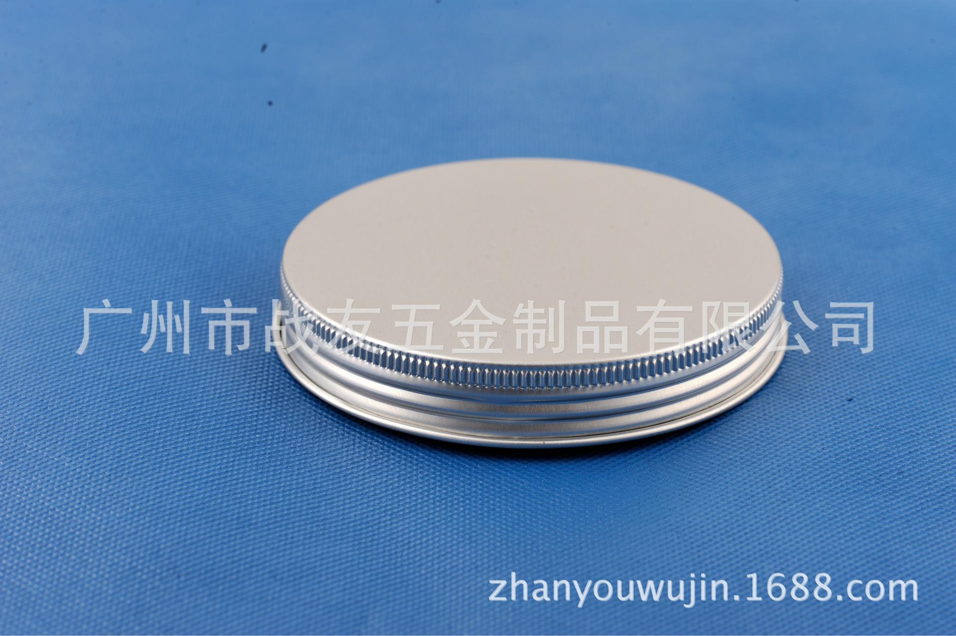 直销100*17铝盖 金属瓶盖 广州五金制品厂 氧化铝盖 定制金属盖