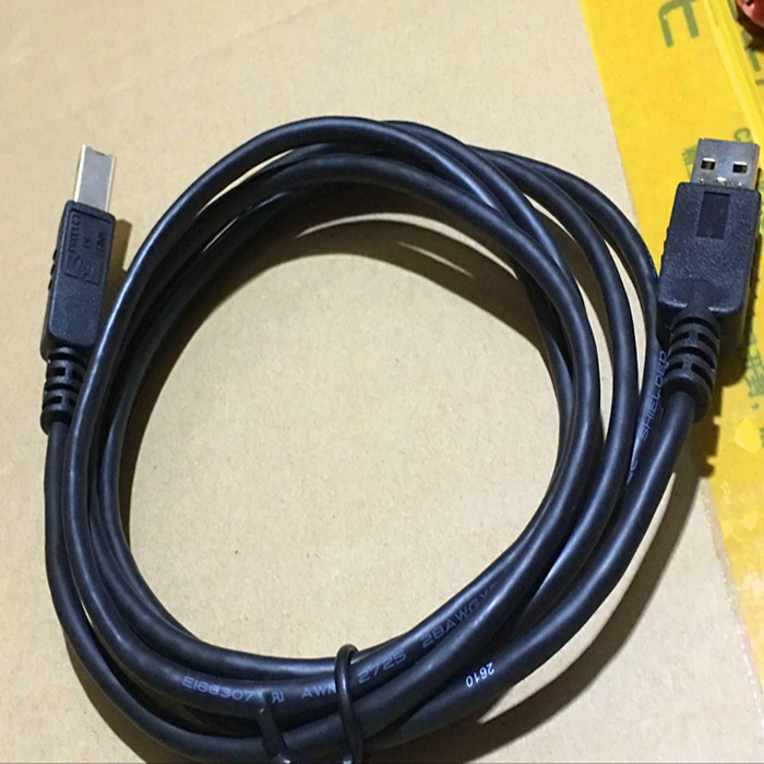 原装惠普USB2.0打印机线 打印机连接线纯铜1.8米
