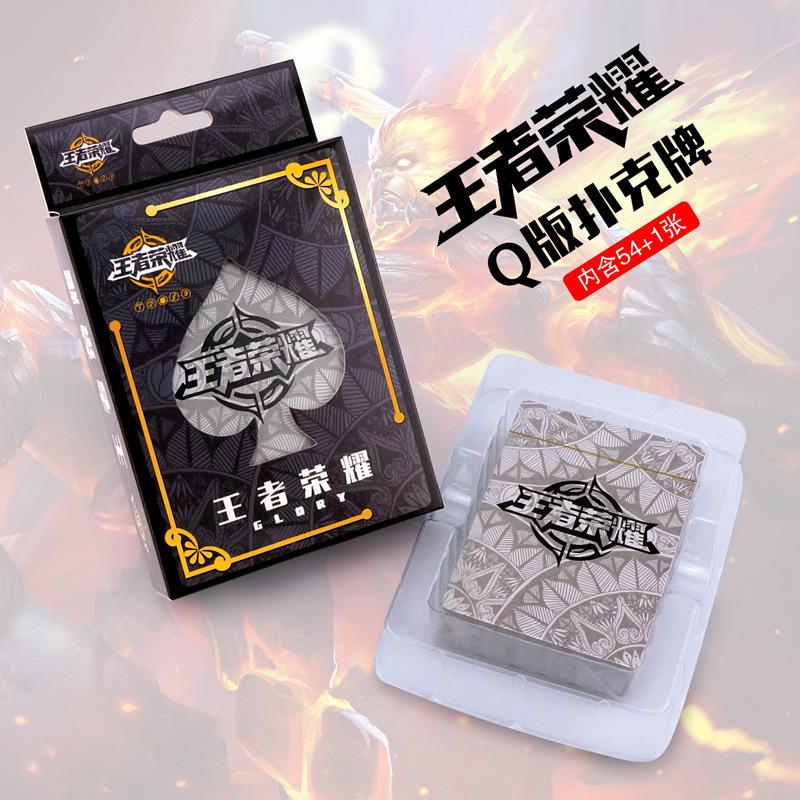 动漫扑克牌厂家直销 动漫扑克牌批发价格