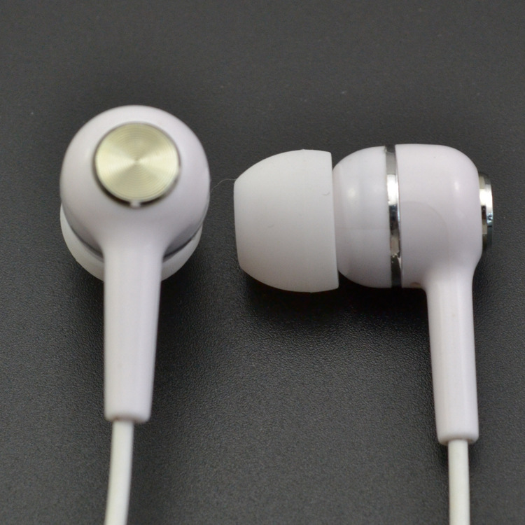 安卓带麦克风入耳式通用型手机耳机 MP3/MP4耳机 礼品耳机定制